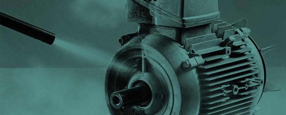Trockeneisstrahlen Industrie, Produktion und Gewerbe